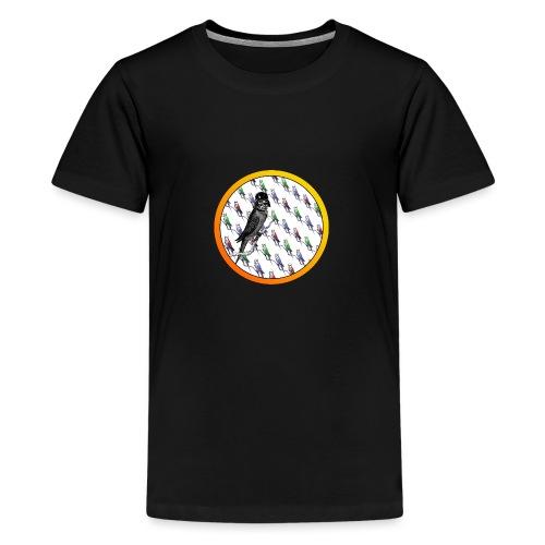 Star Birds - Teinien premium t-paita