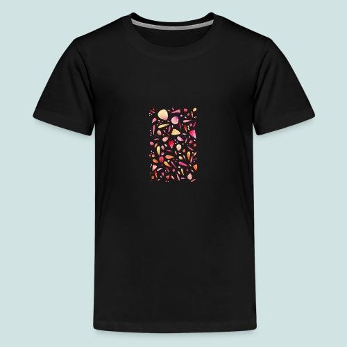 petals - Teenage Premium T-Shirt