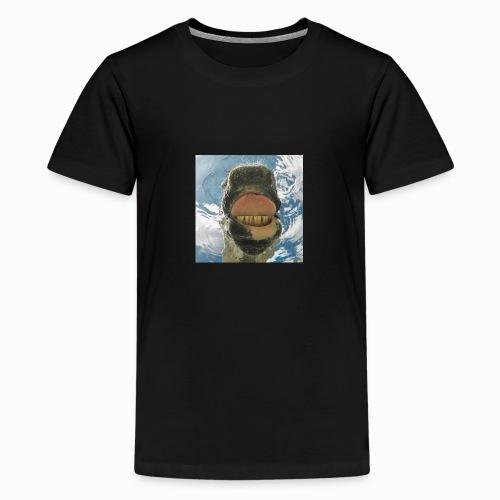 Drinking Horse / Drinkend Paard - Teenager Premium T-shirt