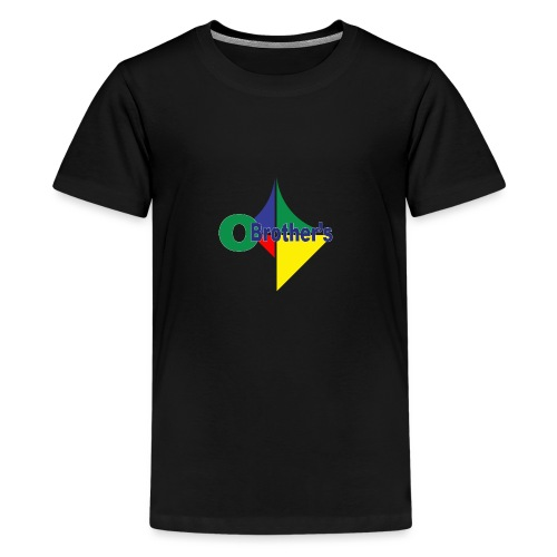 OBGL Design - T-shirt Premium Ado
