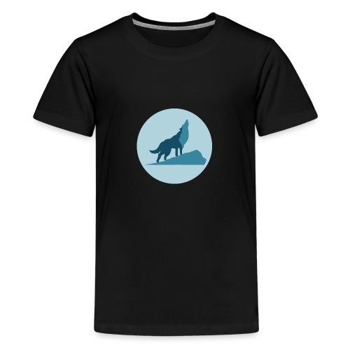 WOLF - Teenage Premium T-Shirt
