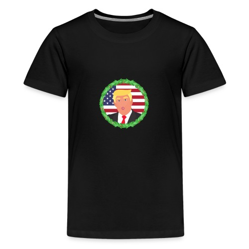 Trump Reef - Teenage Premium T-Shirt