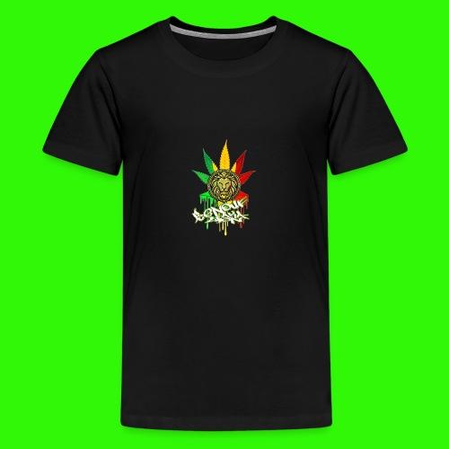 benoufAKAlion - T-shirt Premium Ado