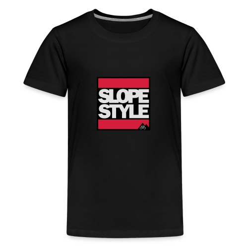 SLOPESTYLE - Teenager Premium T-Shirt