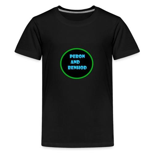 PER - Premium-T-shirt tonåring