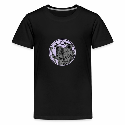 Golflegends - Wenn Titanen golfen. - Teenager Premium T-Shirt