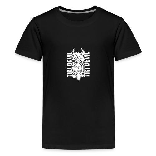 tiki devil - Teenager Premium T-Shirt