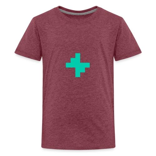 Bluspark Bolt - Teenage Premium T-Shirt