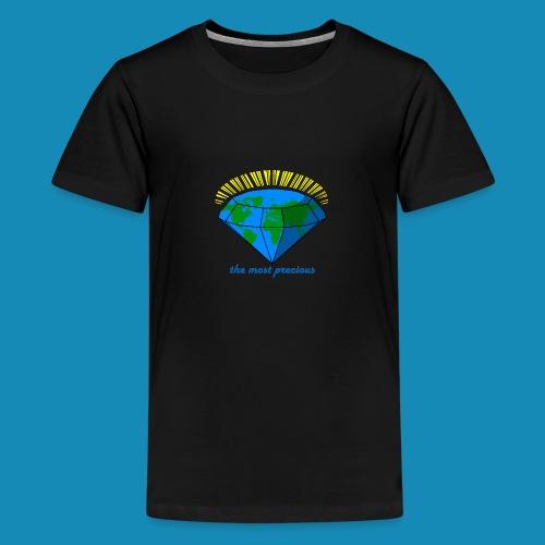 Diamond World - Teenager Premium T-Shirt
