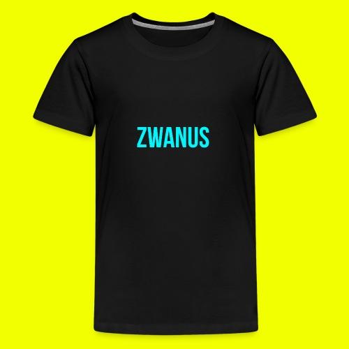 zwanus - Teenager Premium T-shirt