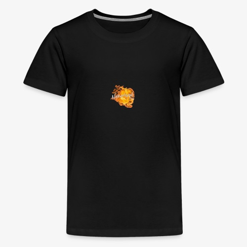 NeverLand Fire - Teenager Premium T-shirt