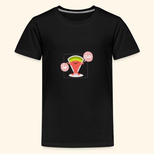 pastèque cute - T-shirt Premium Ado