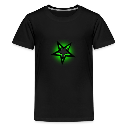 KDutch Logo - Teenage Premium T-Shirt