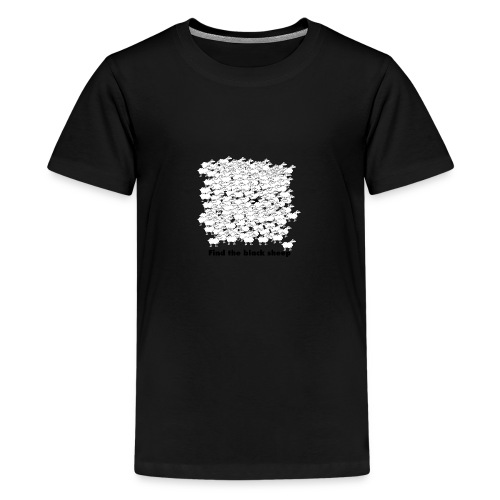 black sheep - Teenager Premium T-shirt