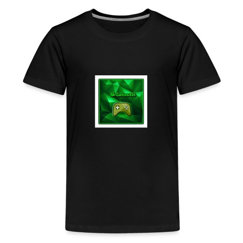 Mrgames455 - Teenage Premium T-Shirt