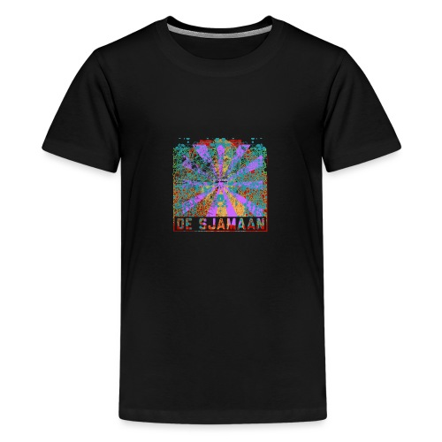 C-001 - Teenager Premium T-shirt