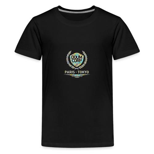 Logo couleurs été - T-shirt Premium Ado