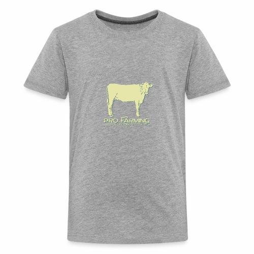 PRO Farming - Maglietta Premium per ragazzi
