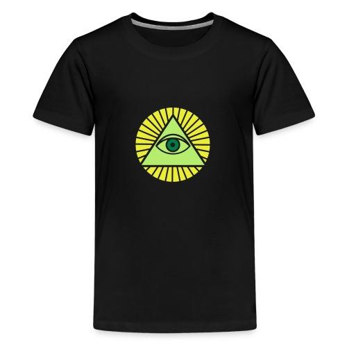Illuminati - Teenage Premium T-Shirt
