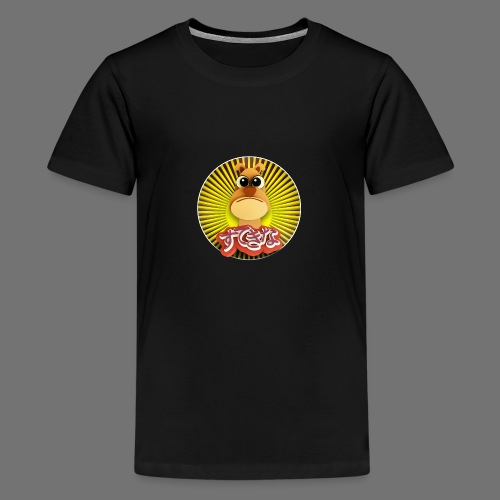 Nice Dog - Teenage Premium T-Shirt