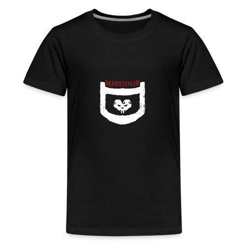 heartsealed - Camiseta premium adolescente