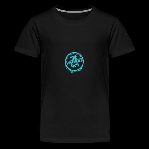 The Watjet Guy - Teenage Premium T-Shirt