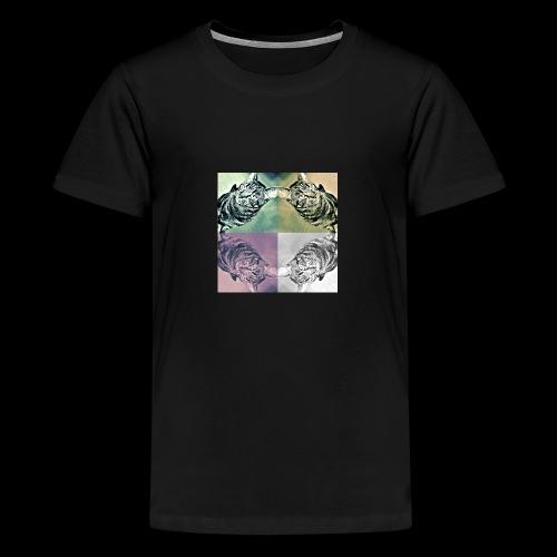 Ruby's Design - Teenage Premium T-Shirt