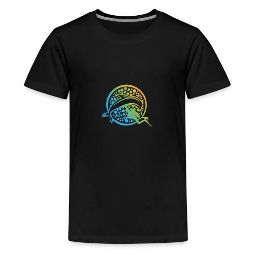 Dolphin - Teenager Premium T-Shirt