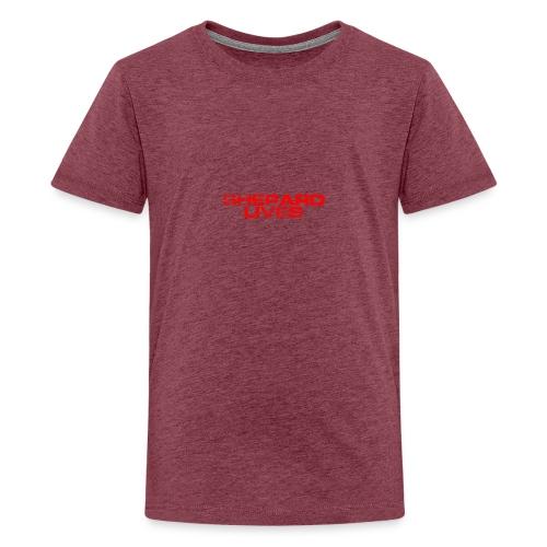Shepard lives - Teenage Premium T-Shirt