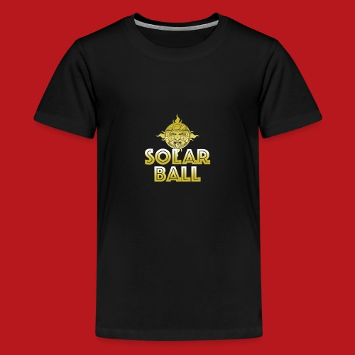 Solar Ball - T-shirt Premium Ado