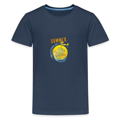 Chamäleon - Teenager Premium T-Shirt