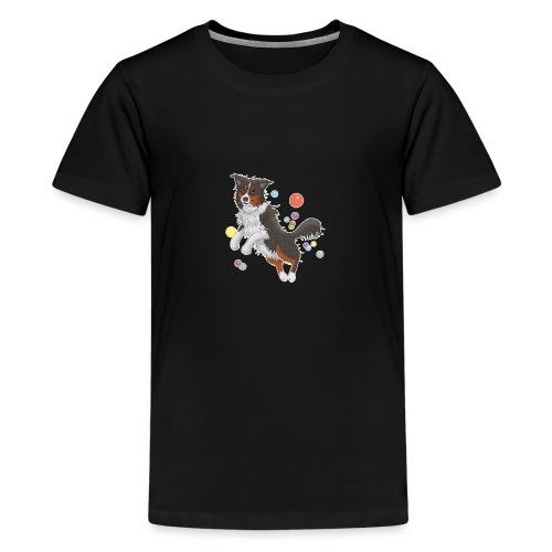 Australian Shepherd - Teenager Premium T-Shirt