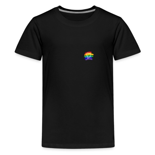 Love color - Camiseta premium adolescente