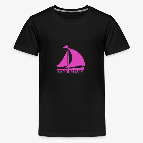 PINK SAILOR - Premium-T-shirt tonåring