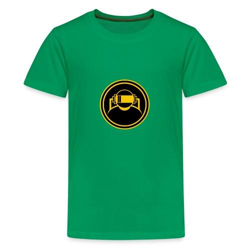 Mens Slim Fit T Shirt. - Teenage Premium T-Shirt