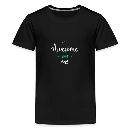 Awesome since 1928- - T-shirt Premium Ado