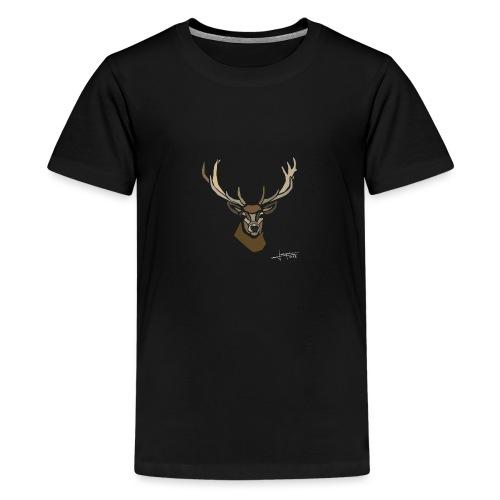 cerf-spread - T-shirt Premium Ado