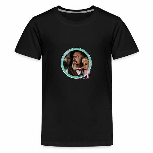 Fight against Cancer - Teenager Premium T-Shirt