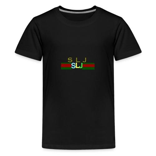 SLJ player t shirt - Teenage Premium T-Shirt