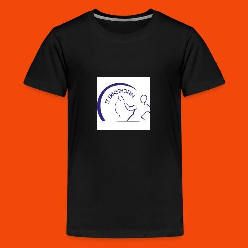 TTE Logo - Teenager Premium T-Shirt