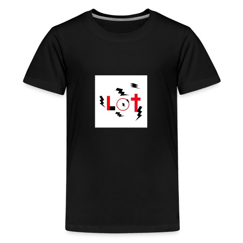 PicsArt 01 06 07 34 374 - Teenager Premium T-shirt