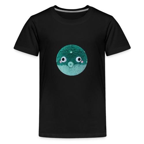 Bokolandia - Premium-T-shirt tonåring