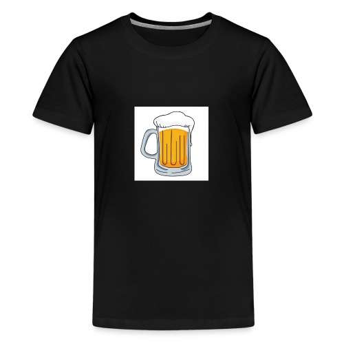 Biertje - Teenager Premium T-shirt