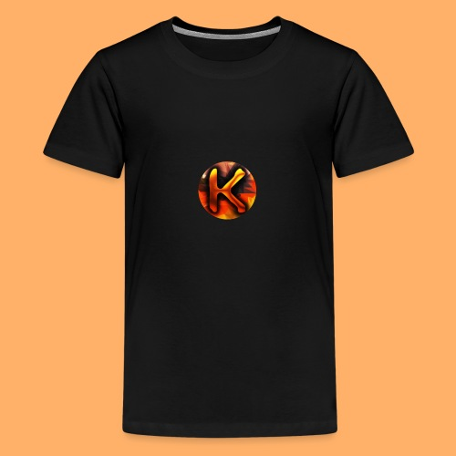 Kai_307 - Profilbild - Teenager Premium T-Shirt