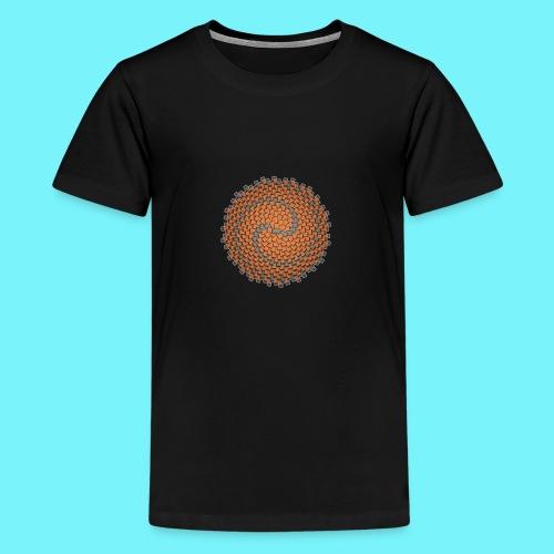 Wallflower - Teenage Premium T-Shirt
