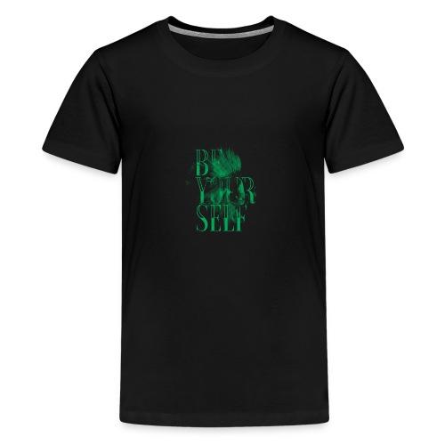 be yourself - Teenager Premium T-Shirt