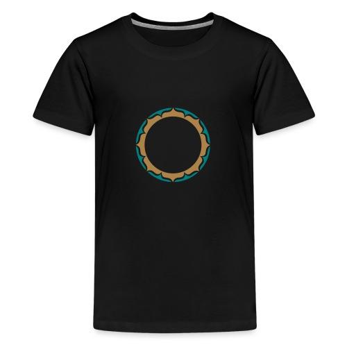 frame2 - Teenager Premium T-Shirt