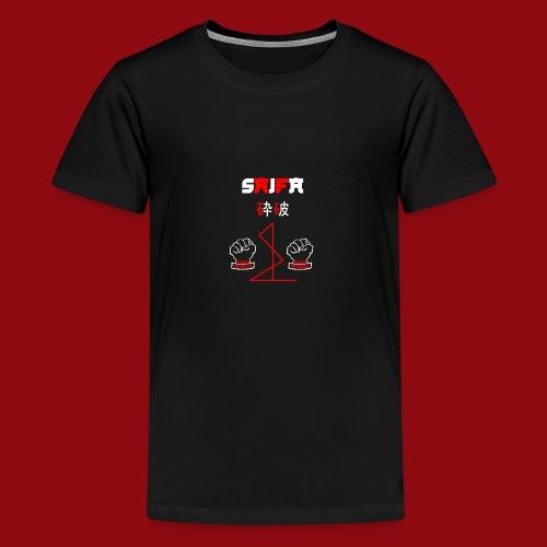 Saifa - Kata - Karate - Goju Ryu - Martial Arts - Teenager Premium T-Shirt