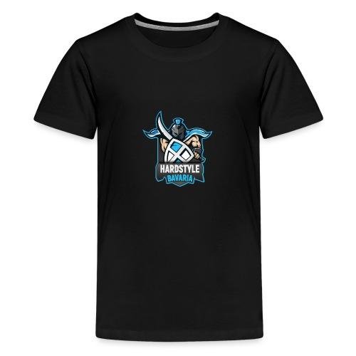 Hardstyle Bavaria - Teenager Premium T-Shirt