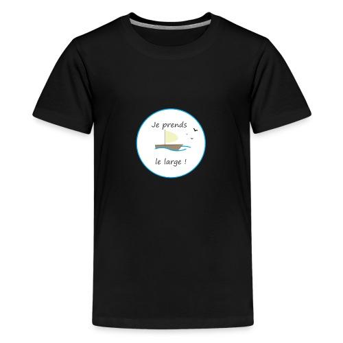 JePrendsLeLarge - T-shirt Premium Ado